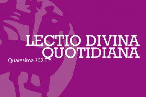 Lectio Divina Quotidiana / Sabato Santo