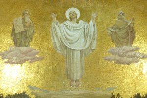 E fu trasfigurato davanti a loro