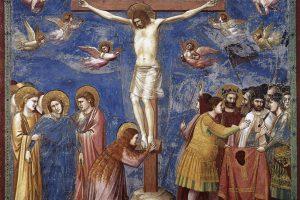 Con la croce tutto è compiuto